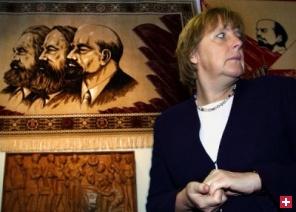 Rode lijken uit de kast? Angela Merkel's verzet tegen Joachim Gauck