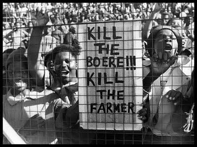 Zuid-Afrika: grondeisen driester en drastischer