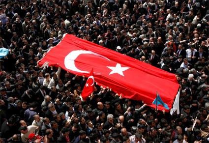 turkije vlag