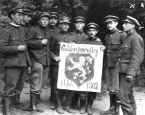 vlaamse frontsoldaten