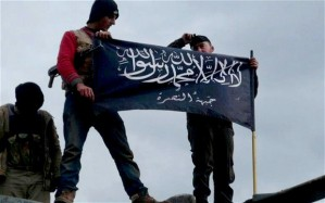 alqaida al-Nusra in syrië