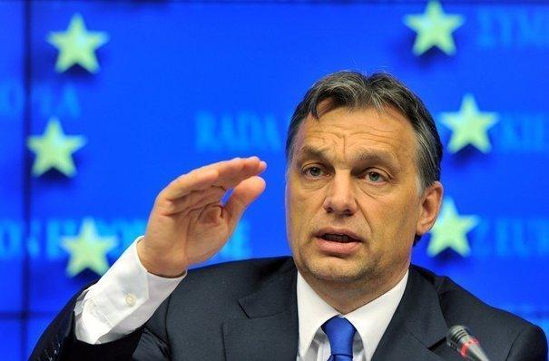 """Viktor Orbán: """"Zeg maar vaarwel tegen de elite van'68"""""""