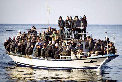 lampedusa vluchtelingen