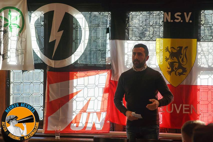 Blocco Studentesco was de enige openlijk fascistische organisatie die aanwezig was op het NSV!-colloquium. Echter, er werd met geen woord gerept over deze oude ideologie. Het 'fascisme van het derde millennium' grijpt dan ook niet volledig terug naar het fascisme onder Mussolini. de culturele Italiaanse warden van destijds worden echter wel verdedigd en voorbeeld aanzien. De term fascisme werd door CasaPound en Blocco Studentesco overigens pas gebruikt nadat links hen als dusdanig bleef bestempelen. Je kan het eerder zien als een geuzennaam.