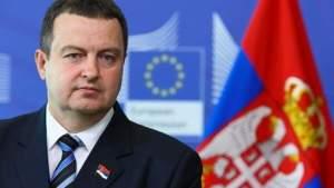 Dadic, buitenlandminister Servië