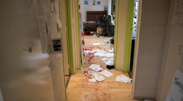 aanslag charlie hebdo kantoor 3