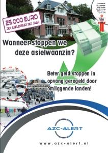 AZC-Alert flyer