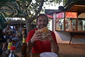 OVer een hamburger gesproken, deze kost vandaag 1,8 euro...