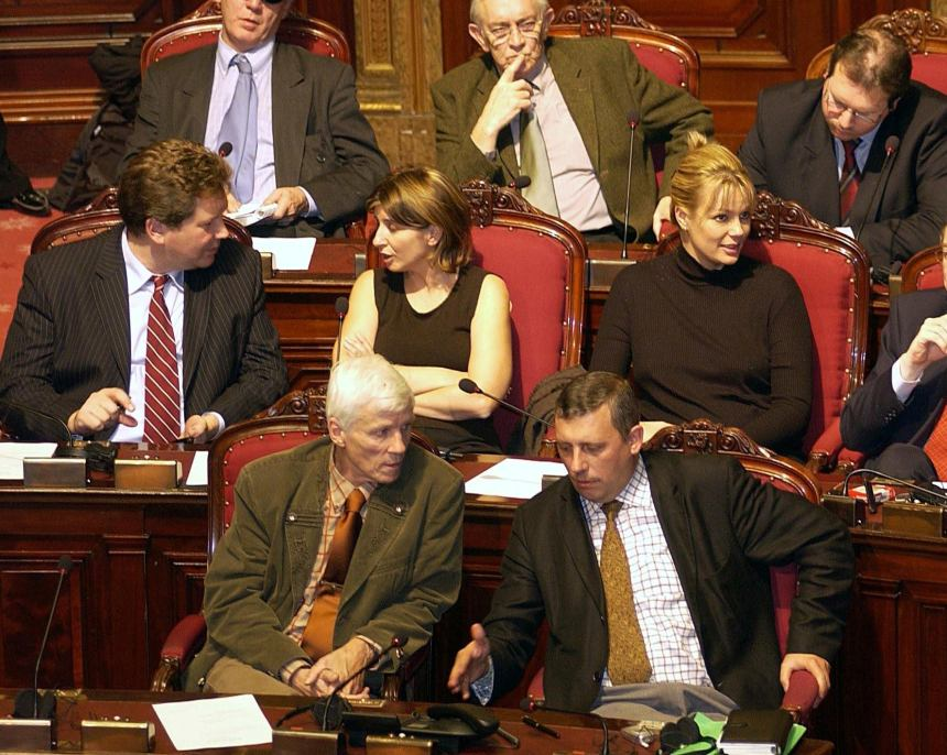 senaatsfractie vb met van hauthem