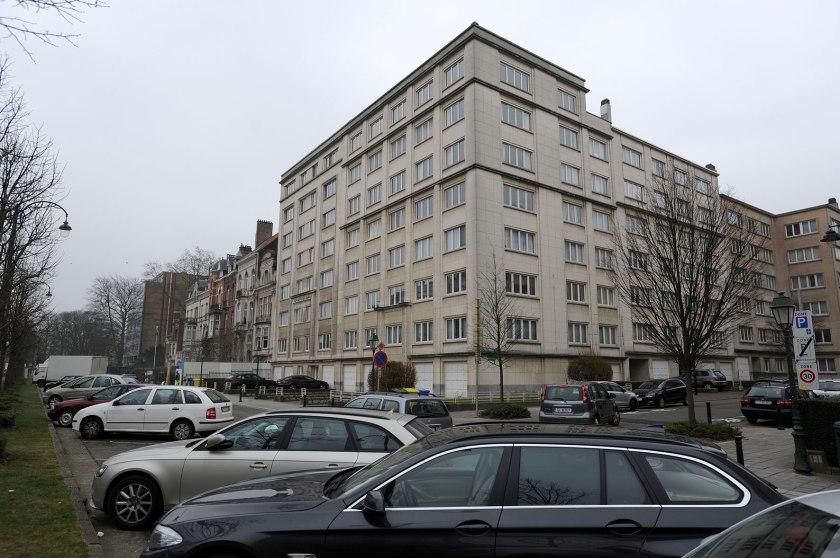 Tervurenlaan 227 in Woluwe (foto's en info http://lepeuple.be)