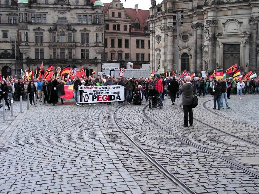 Dresden Pegida