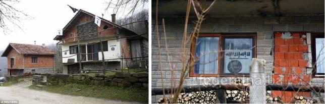 IS in Bosnië en omliggende landen