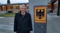 NPD vrijuit in Karlsruhe