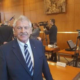 Europees parlementslid Udo Voigt