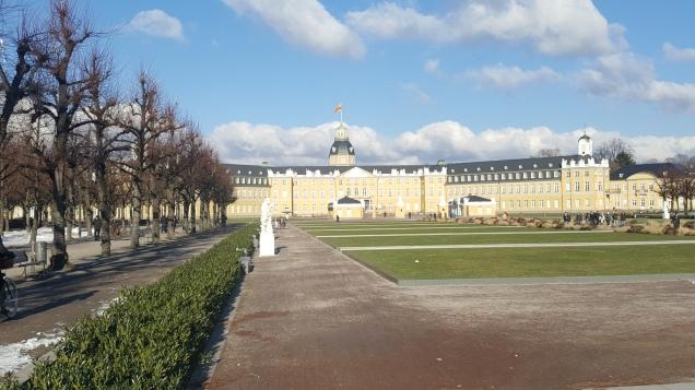 Kasteel van Karlsruhe