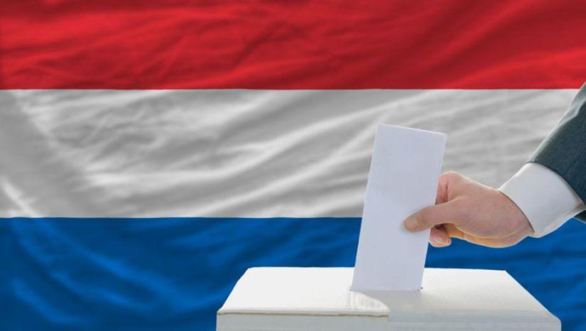 #Verkiezingen2017: Baudet in de val en een gladdeRutte
