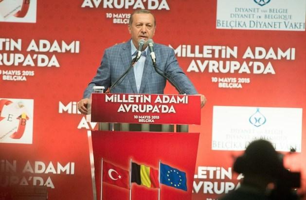 "EU-politici: ""Géén Turkse propaganda!"" 2 meetings vonden al plaats, Gent staatgepland"
