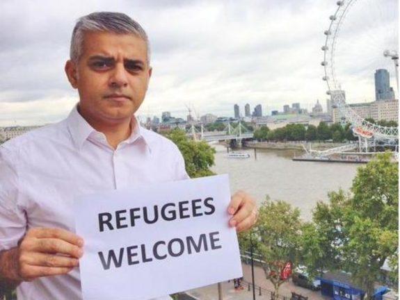 """Burgemeester Londen: """"Waar teruggekeerde Syriëstrijders zijn? Dat kan ik toch nietweten?"""""""