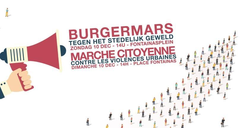Betoging tegen rellen in Brussel verboden volgens media, organisator zet gewoondoor