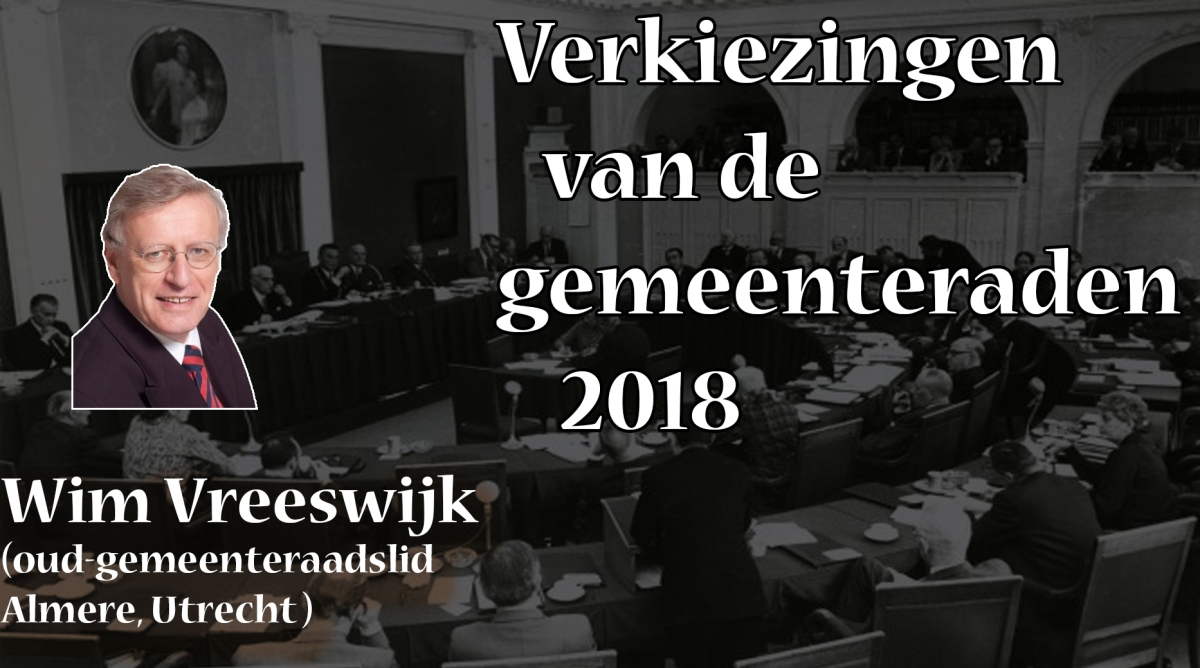 """Oud-raadslid Wim Vreeswijk: """"65 procent van de raadsleden functioneert niet."""""""