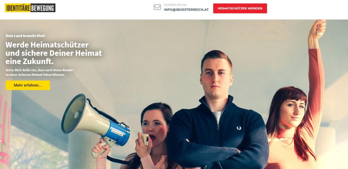 Strafproces onderweg tegen Oostenrijkse identitairen