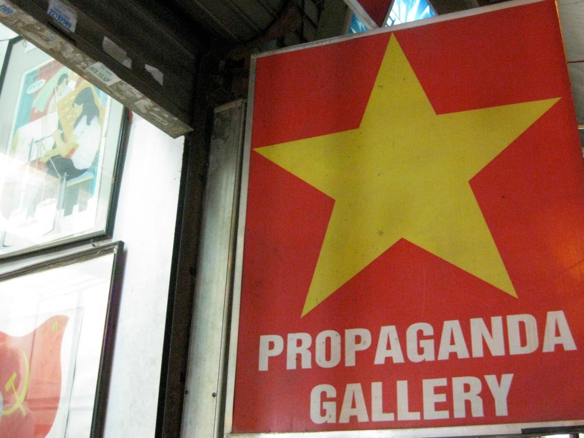 Opstand en verzet, oftewel meer propaganda in de musea