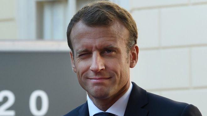 'Extreemrechts' commando tegen Macron blijkt opgezet spel van Franse staatsveiligheid met medeweten van … Macronzelf