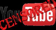 Afbeeldingsresultaat voor youtube censuur
