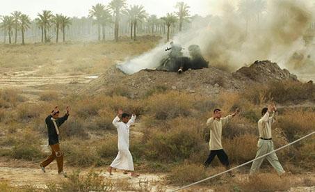 Nederlandse regering verborg het feit van doden burgers in Irak
